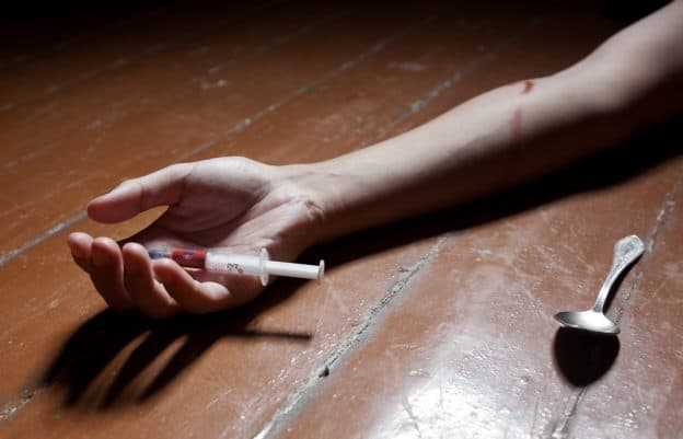 The Signs and Symptoms of Heroin Addiction