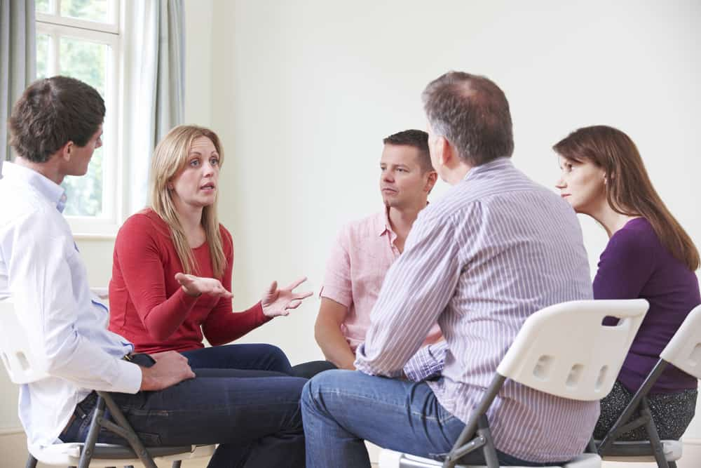 The Importance of a Process Group During Addiction Treatment