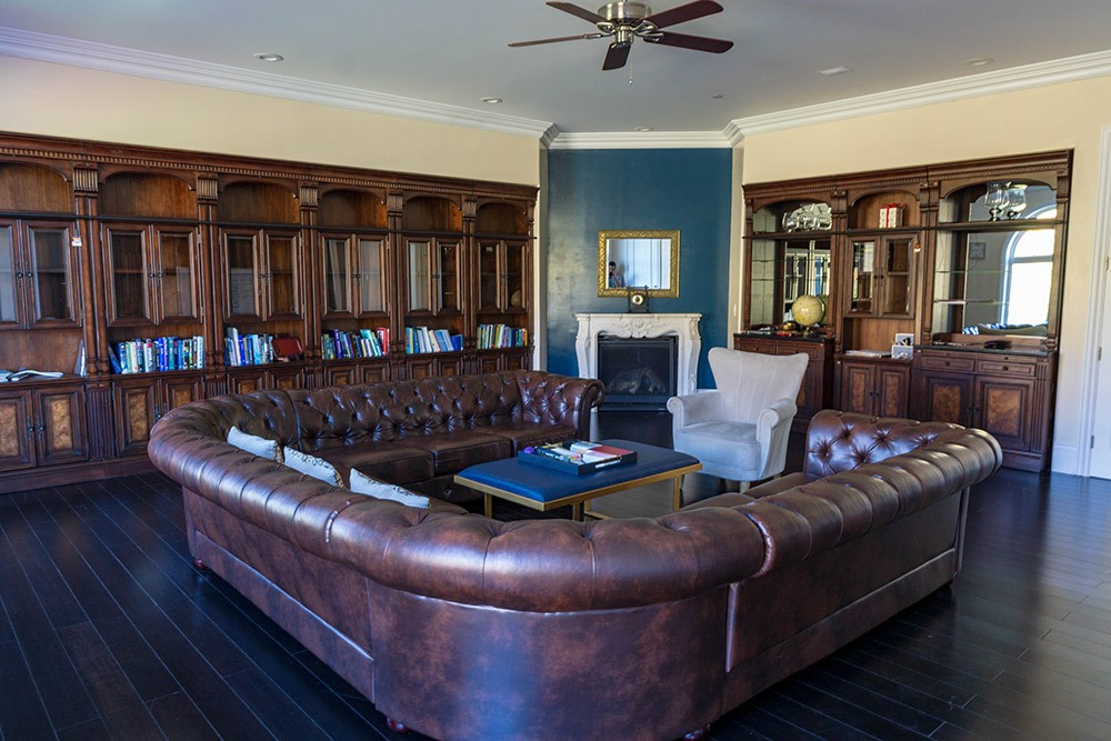 Wellness Retreat Recovery Livingroom