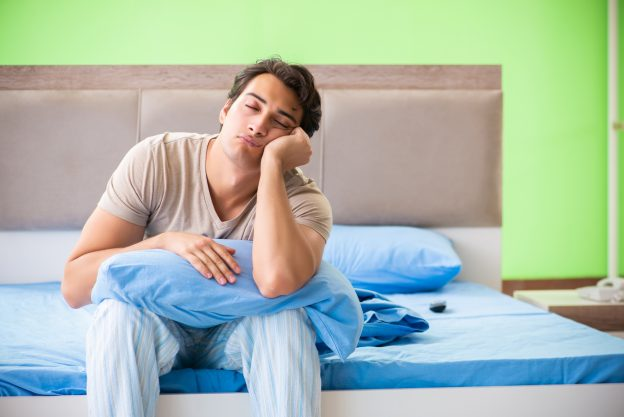 How Sleep Problems can put Recovery at Risk