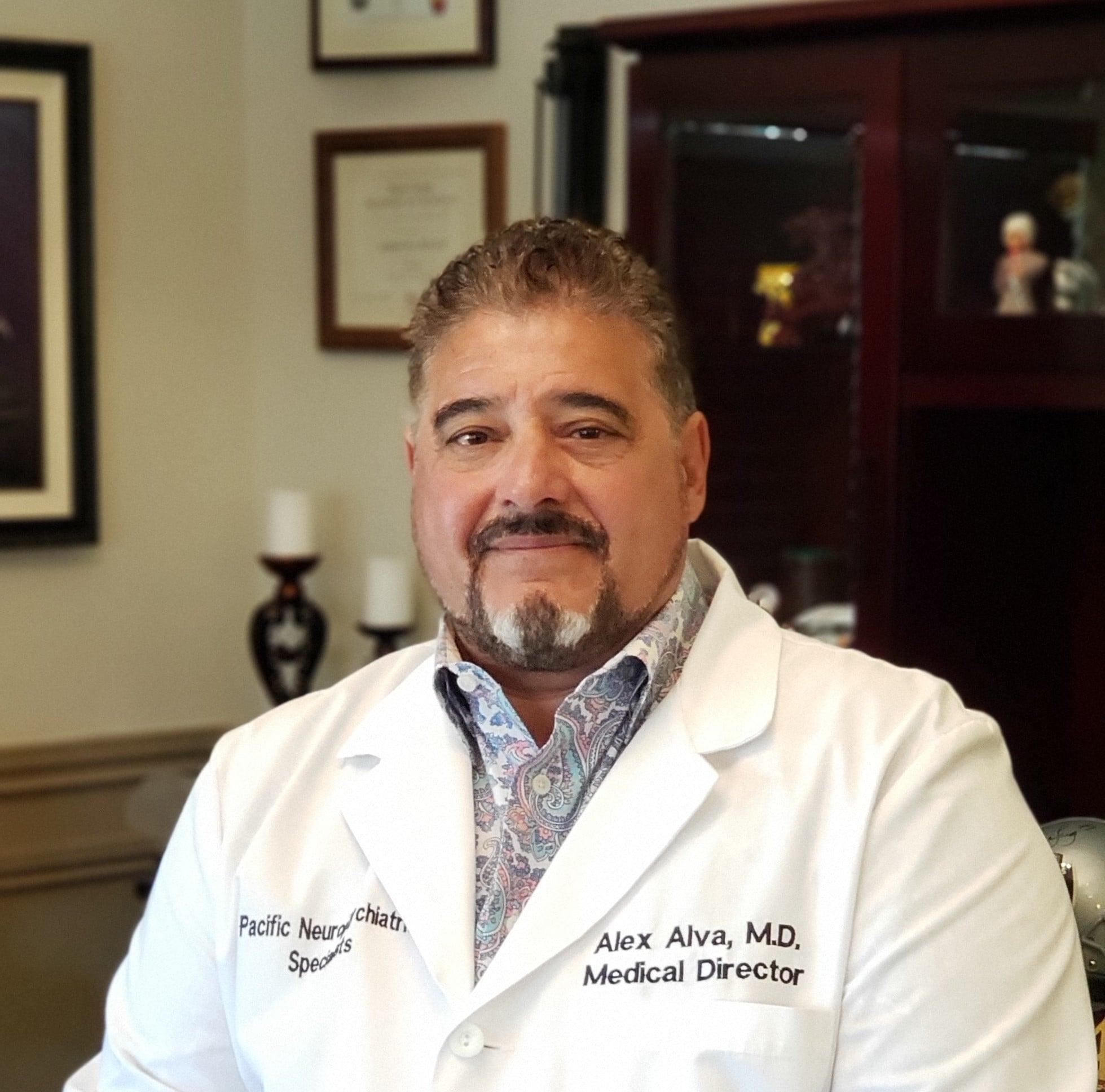 Dr Alejandro Alva, MD